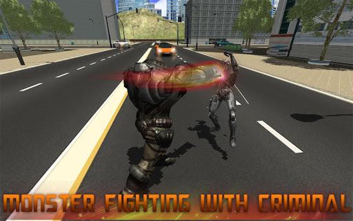 Superhero Monster Warrior Legend City Battle 1.3 screenshots 3