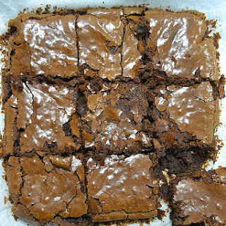 Chocolate Brownies ~ Totally Fat Free! Recipe