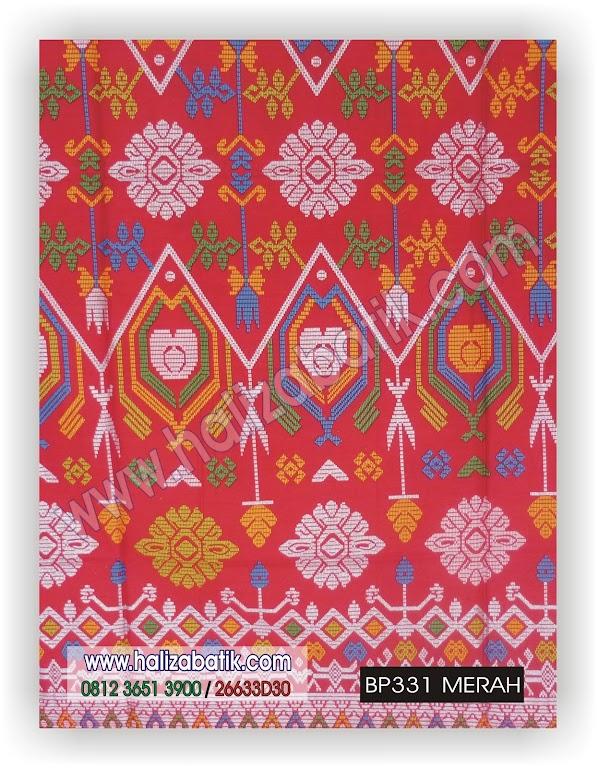 Batik Modern Wanita, Batik Modern, Grosir Batik, BP331 MERAH
