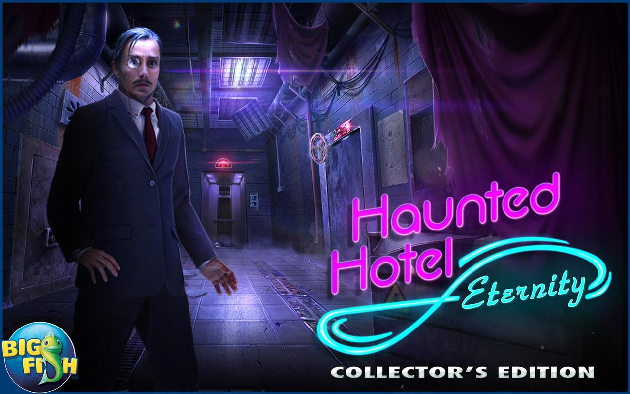 Haunted Hotel: Eternity- screenshot