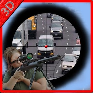 Sniper Traffic Shooter 2015 for PC and MAC