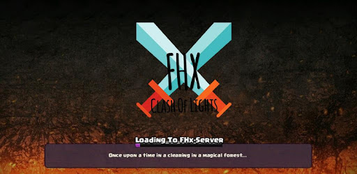 Pro Clash Of Lights FHX Server for PC