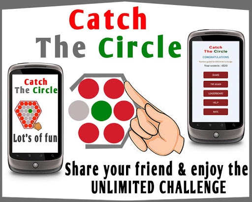 Catch The Circle
