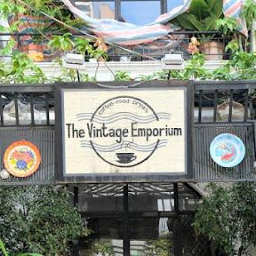 【世界のカフェ】ベトナム・ホーチミンのおしゃれな一軒家カフェ「ヴィンテージ・エンポリウム」