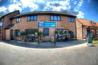 Photo: Deepdale Cafe - Dalegate Market, Burnham Deepdale, North Norfolk Coast - http://www.dalegatemarket.co.uk