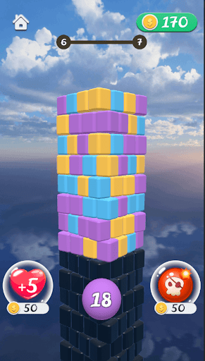 Color Tower-Hit master 1.5.0 screenshots 3