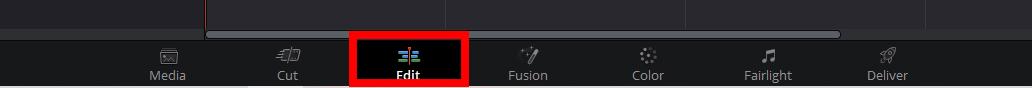 edit tab