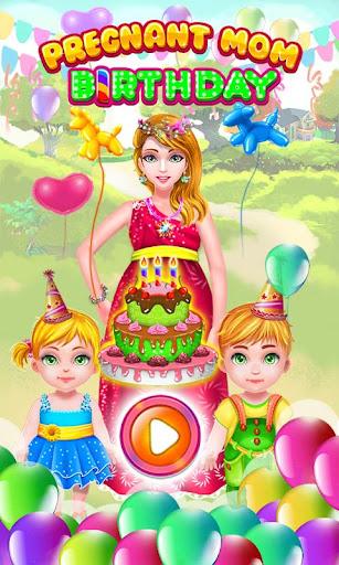 ママの誕生日の女の子のゲーム