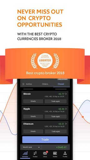 Libertex - online trading: Forex & Bitcoin CFD's 2.23.2 screenshots 5