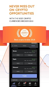 Libertex – online trading: Forex & Bitcoin CFD's App Latest Version Download For Android and iPhone 5