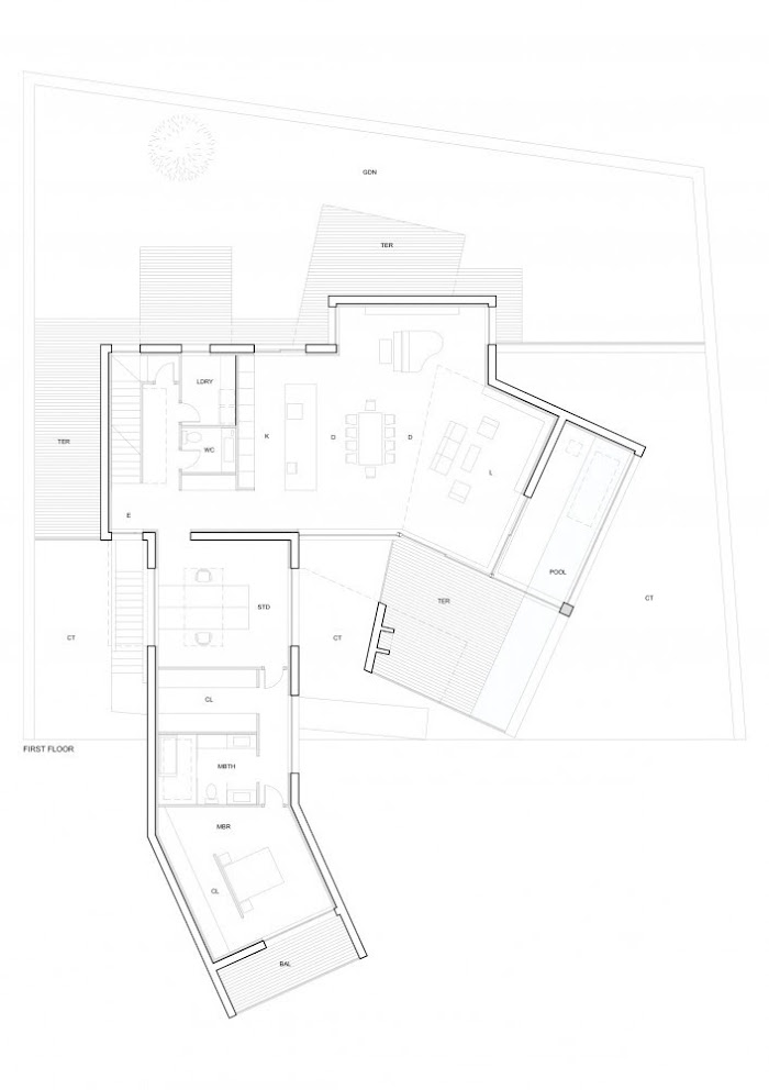 Casa H1 - Santiago F. Carnerero