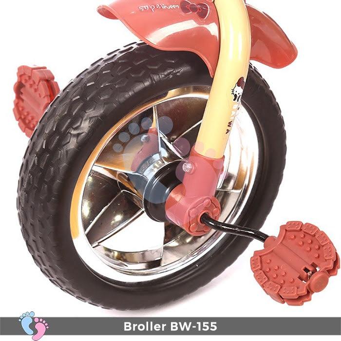 Xe đạp 3 bánh cho bé Broller XD3-155 8
