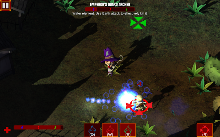 Fantasy Mage - Defeat the evil- screenshot