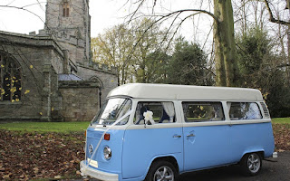 Volkswagen T2 Camper Rent East Midlands