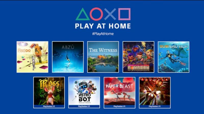 Cực HOT! PlayStation tiếp tục tặng đến 10 game miễn phí bao gồm cả Horizon Zero Dawn