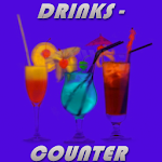 Drinks - counter Icon