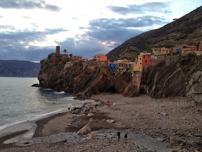 "Photo: ""Vernazza"" Cinque Terre, Italy Nicole Ross  1st Place, Landscapes/Seascapes"