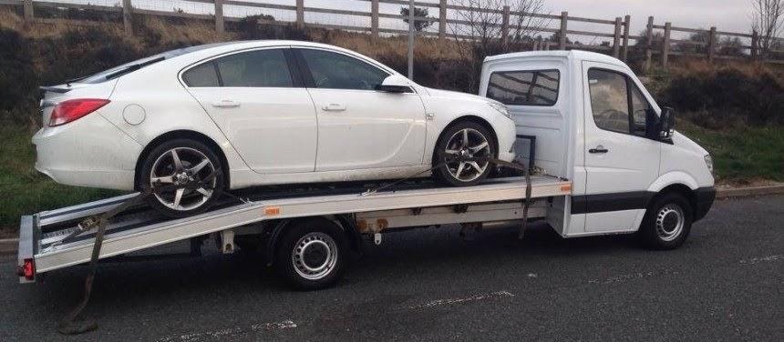 Car Towing Dublin
