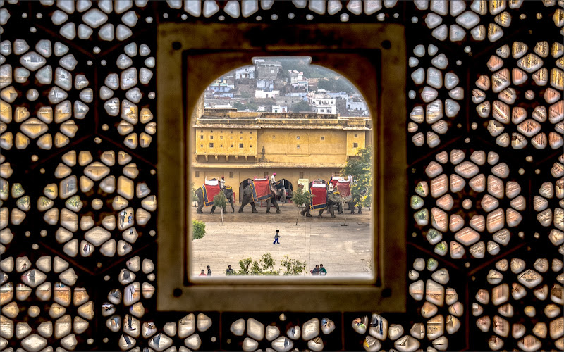 Jaipur - Palazzo Reale di alberto raffaeli