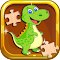 Dinosaur Jigsaw Puzzle Free For Kids file APK Free for PC, smart TV Download