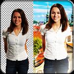 Photo Background Remover Icon
