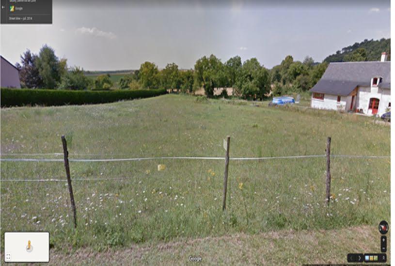 Vente Terrain à bâtir - 2026m² à Lerné (37500)