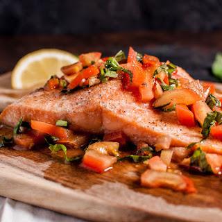 Bruschetta Salmon