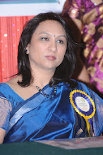 Photo: Dr. A.D. Madhavi - Guest of Honor from Dubai
