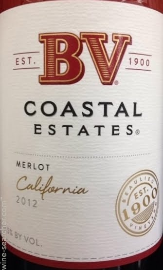 Logo for Bv Coastal Merlot
