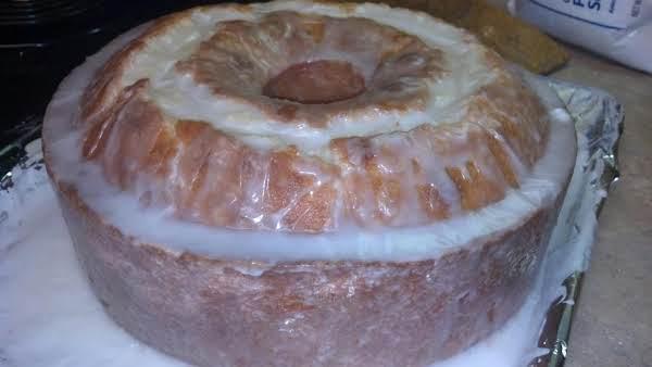 Granny's Coconut Pound Cake