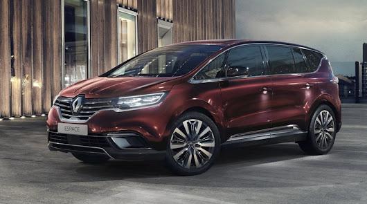 Syrsa anuncia la llegada del nuevo Renault Espace. Diésel y con 190 CV