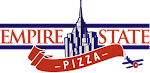 Logo for Empire State Pizza and & Growlers