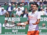 Djokovic zoekt opnieuw de tennisbaan op en traint met... andere speler die positief testte