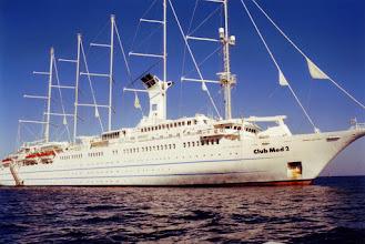 Photo: #001-Méditerranée. Le Club Med 2