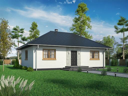 projekt Domek Miodowy-M