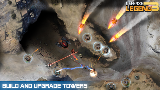 Defense Legend 3: Future War 2.3.8.96 APK MOD screenshots 1