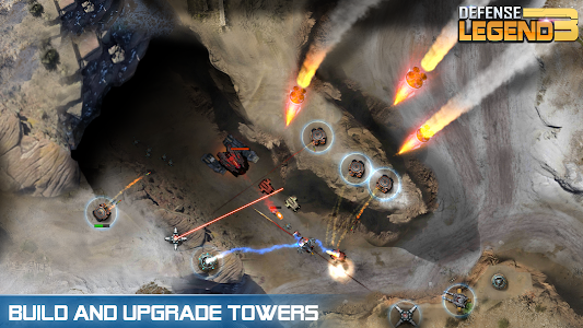 Defense Legend 3: Future War 2.4.3 (Mod Money)