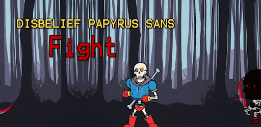 Disbelief Papyrus Sans Fight 1 0 1 apk download for Android
