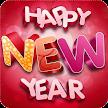 New Year Wishing Wallpaper 2018 APK