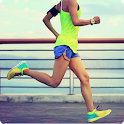 Running Fitness & Calorie Sport tracker icon