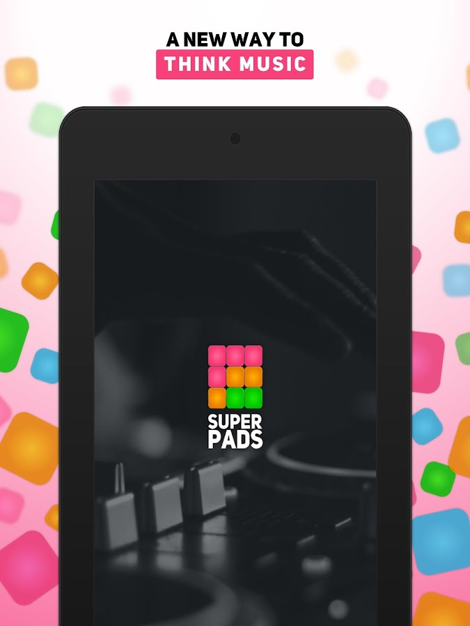 SUPER PADS - Become a DJ- screenshot