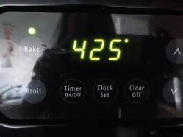 Preheat the oven to 425 F.