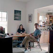 Photo: title: Angela White-Tragus & Nick Tragus, Austin, Texas date: 2012 relationship: friends, art, met at Deering High School years known: Angela 20-25, Nick 0-5