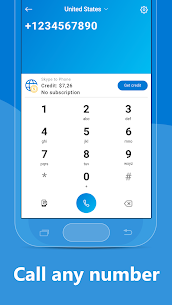 Skype – free IM & video calls apk download 3