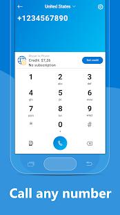 App Skype - free IM & video calls APK for Windows Phone