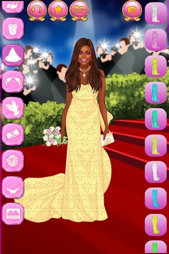 Red Carpet Dress Up Girls Game apktram screenshots 3