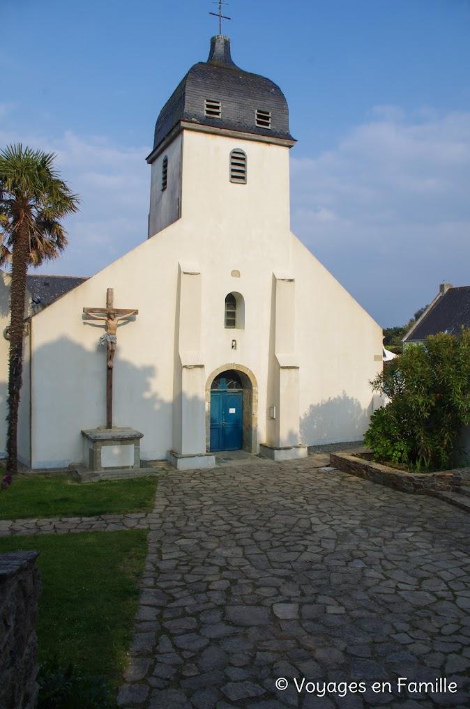 Eglise locmaria Belle Ile