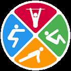 Sportsman PRO. Workout icon