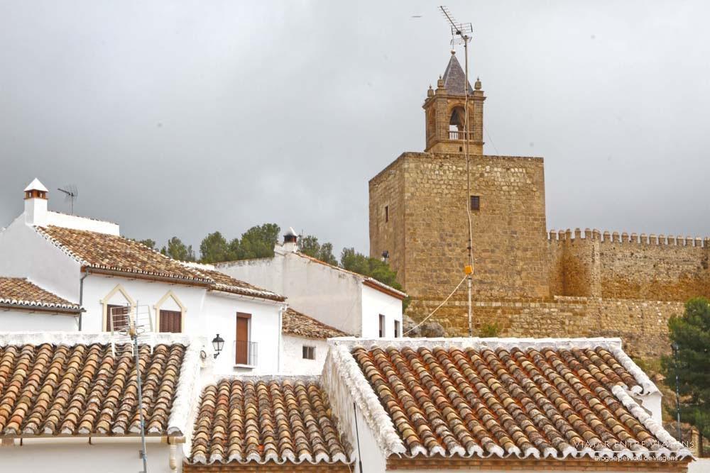 Ruta de los pueblos blancos Andaluzia