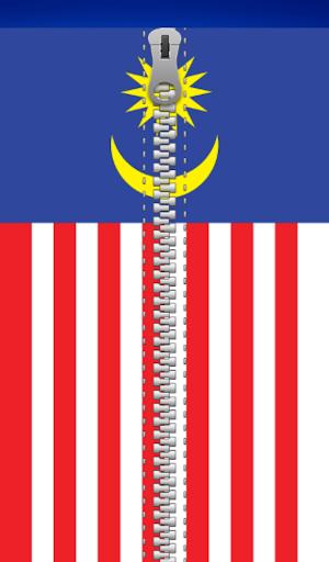 MY kunci Bendera malaysia